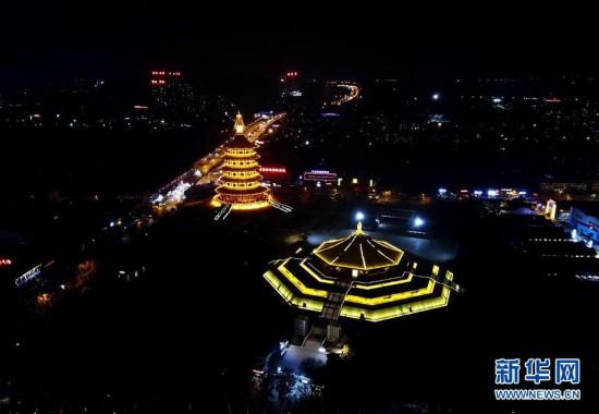 (XHDW)(1)洛阳明堂天堂:建筑瑰宝耀古都