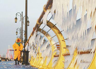 北方多地出现今冬最低气温