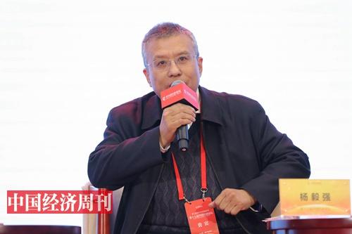 杨毅强 (《中国经济周刊》首席摄影记者 肖翊 摄)