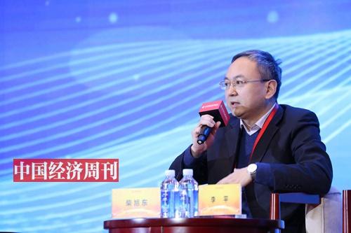 柴旭东 (《中国经济周刊》记者 胡巍 摄)