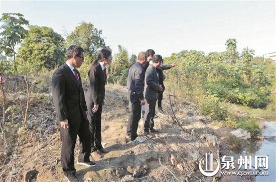 吴某因犯盗伐林木罪被判缓刑,晋江法院发出一号巡河令,责令其参与巡查