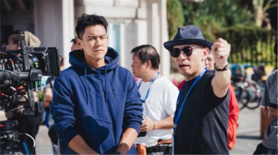 林超贤新片《紧急救援》全力拍摄备受期待
