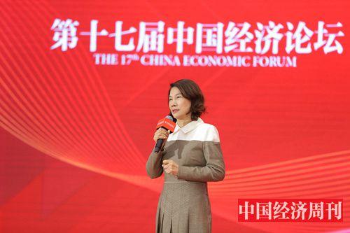 董明珠 (《中国经济周刊》首席摄影记者 肖翊 摄)3