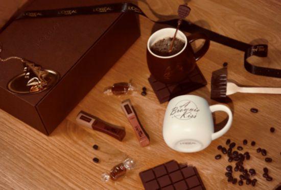 巴黎欧莱雅恒放溢彩雾感唇釉巧克力小姐上市