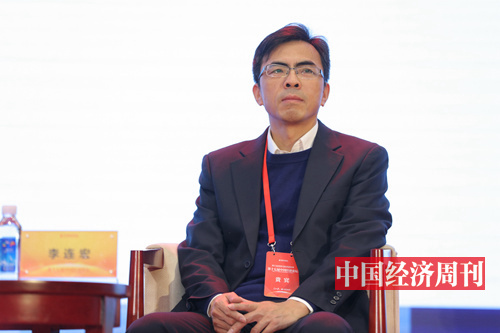 李连宏 (《中国经济周刊》首席摄影记者 肖翊 摄)