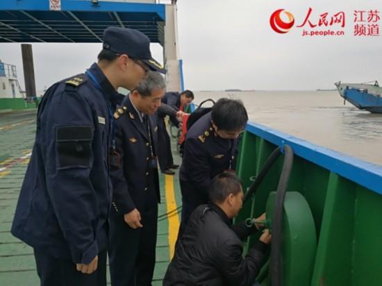 江苏海事一周:海事部门部署元旦水上安全监管
