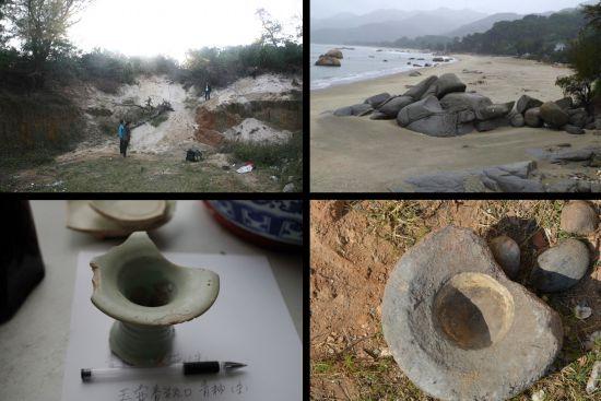 中国科大在中国海岸带首次发现古海啸文明遗址