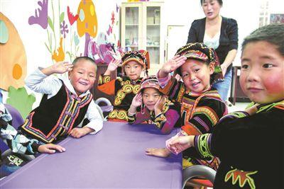 四川民族地区教育与全省同步发展