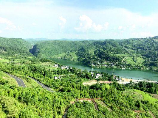 资源规划开发质量评定委员会发布公告,批准施秉县都市森林康养基地为