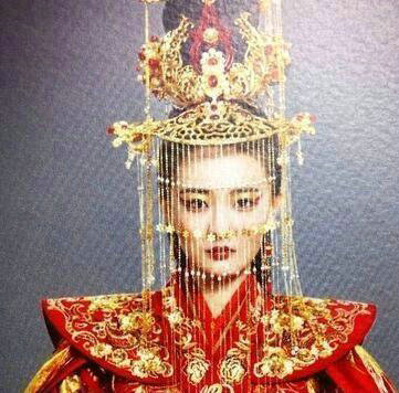 盘点当古装新娘的90后女星:关晓彤第5美,第1让人心生怜惜!