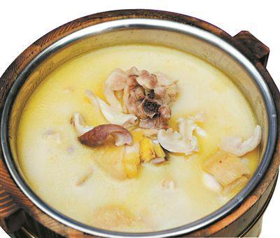 猪肚汤  暖心暖胃暖洋洋