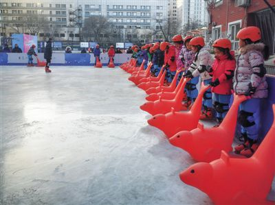 北京将考核52所冰雪运动特色学校 鼓励学校与冰雪场合作