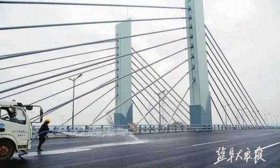 加快盐丰一体化 新时代大道疏港运河大桥将通车