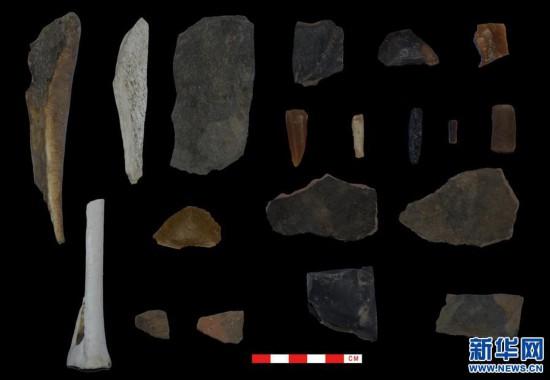 (图文互动)(1)西藏阿里发现青藏高原首个史前洞穴遗址