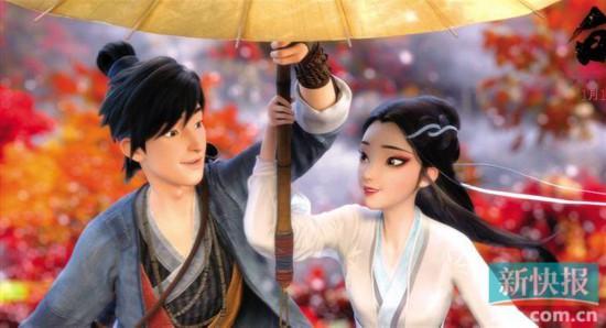 《白蛇:缘起》首映 白娘子为何不顾一切爱许仙?