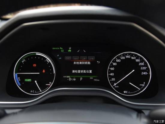 一汽丰田亚洲龙燃油版疑似起售价21万元
