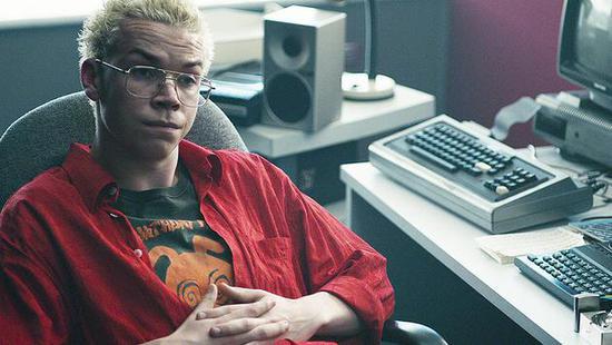 《黑镜》主演因剧集引起的网络批判 退出推特
