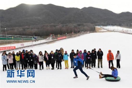 (体育)(3)全民健身――趣味游戏 玩乐冰雪