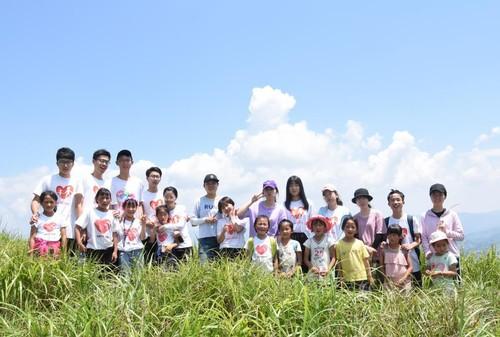 南京福彩大学生公益项目支教下乡1