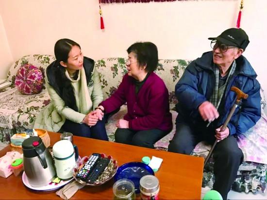 宋海霞:一朵倾情慈善事业的钢城莲花