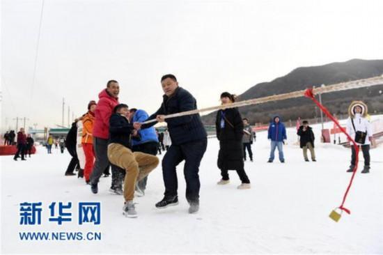 (体育)(2)全民健身――趣味游戏 玩乐冰雪