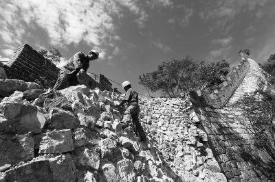 箭扣长城考古清理工作已完成   有望逐步对外开放