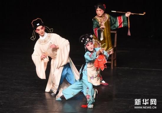 (文化)(2)中华世纪坛传统文化季2019非遗展演隆重登场