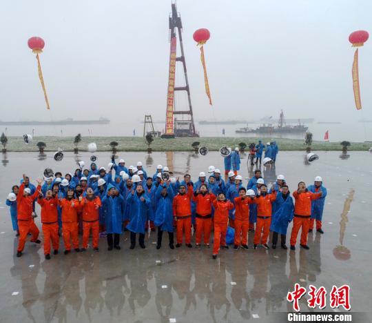 大江南北加速融合常州再建公铁长江大桥