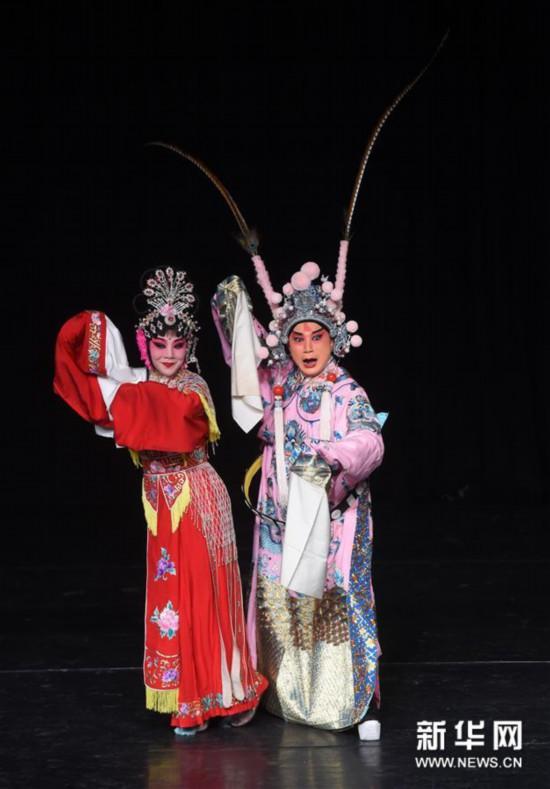 (文化)(6)中华世纪坛传统文化季2019非遗展演隆重登场