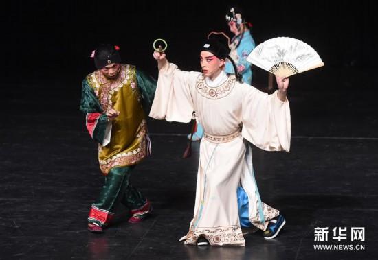 (文化)(4)中华世纪坛传统文化季2019非遗展演隆重登场