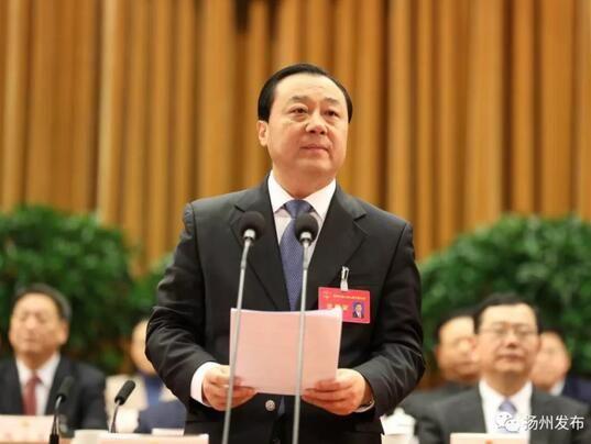 图解:2019年扬州市政府工作报告
