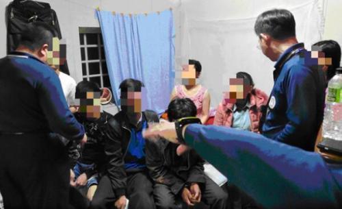 越南旅客在台脱团累计到案61人仍有87人失联