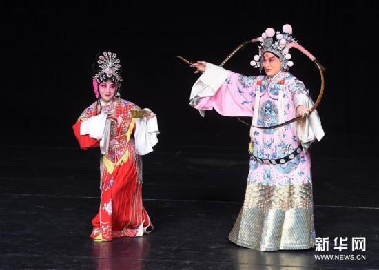(文化)(5)中华世纪坛传统文化季2019非遗展演隆重登场