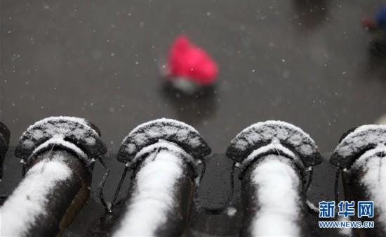 #(社会)(1)多地迎来降雪天气