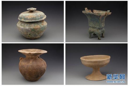 (图文互动)(2)西安马腾空遗址考古发现秦人聚落与墓地