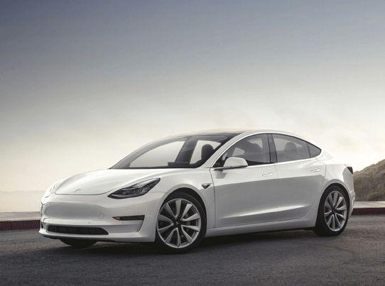起价49.9万元  特斯拉宣布3月在华交付Model 3