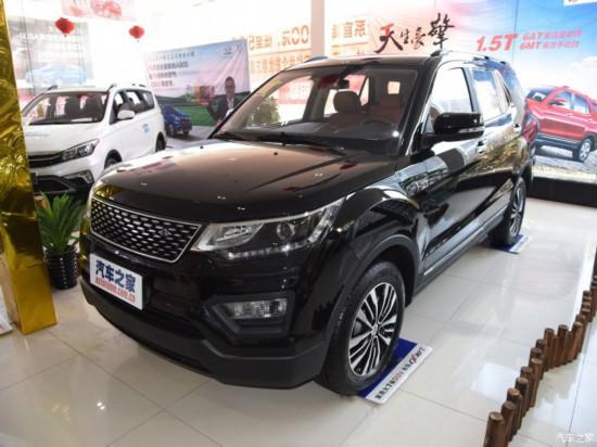 长安汽车 欧尚CX70 2017款 改款 CX70T 1.5T 自动尊擎版