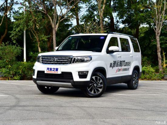 长安汽车 欧尚X70A 2018款 1.5L 手动奢华型