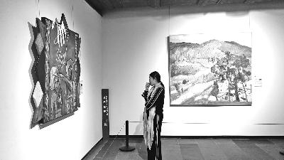 大芬油画村:奋力奔跑,逐梦国际艺术小镇深圳欢乐谷有蹦极吗