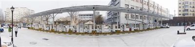 青岛去年新建改建停车位逾1.2万个