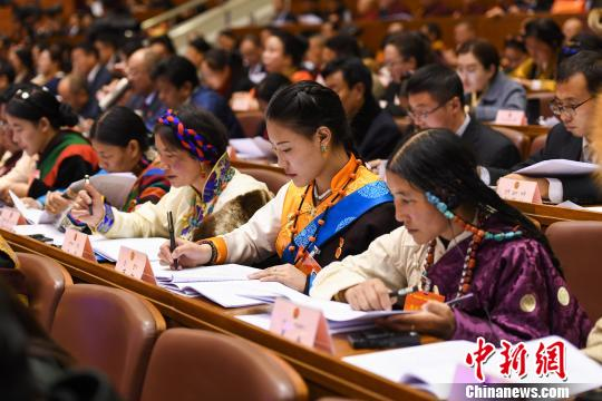 西藏多項社會發展指標增速均位中國前列