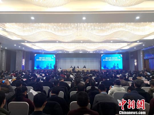 """重庆确定2019年工业和信息化目标关键词""""大、新、链、智"""""""