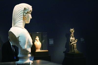 尼罗河之外:古埃及与西方古典世界