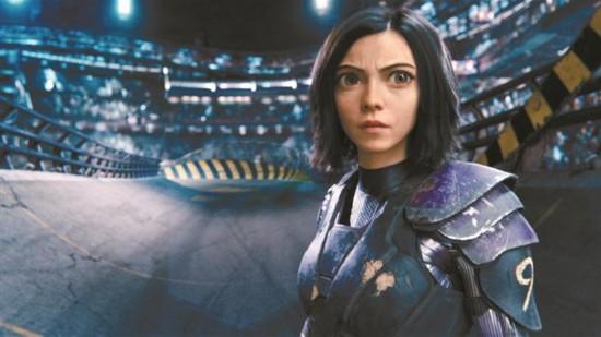 卡梅隆新作《阿丽塔:战斗天使》定档2月22日