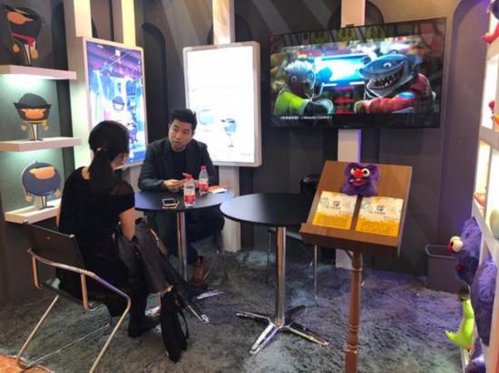 华策动漫2019年第一站:香港国际授权展