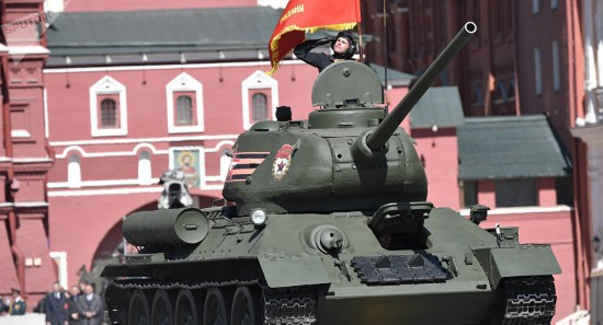 二战坦克一直用到现在:老挝向俄交还30辆T