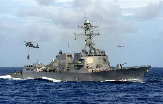 美军悄悄试验舰用高超音速炮弹用来拦截导弹