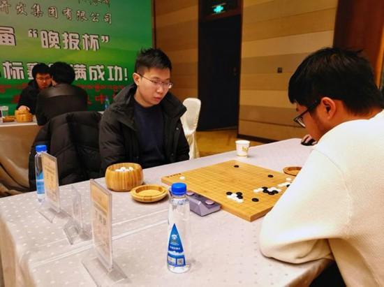 32届晚报杯全国业余围棋锦标赛王琛全胜