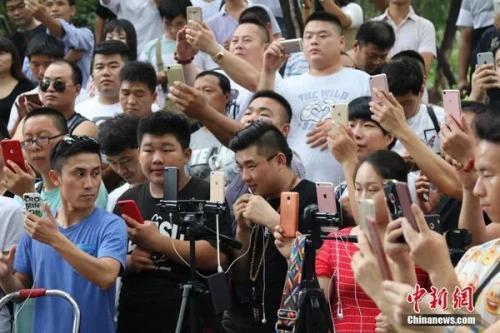 手机已成为民众生活必需品。<a target='_blank'  data-cke-saved-href='http://www.chinanews.com/' href='http://www.chinanews.com/'><p  align=