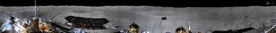 月球背面全景图来了!嫦娥四号地形地貌相机顺利完成360度环拍